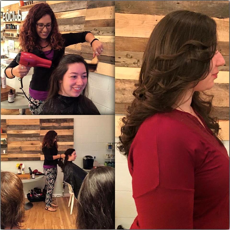Organic Hair Demo